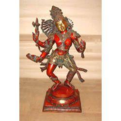 Ardhnareshwar Dancing Statue
