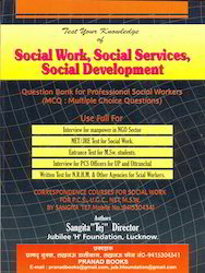 Social Work Social Services Social Development Book
