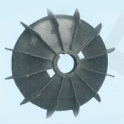 Plastic Fan Suitable For NGEF 132 Frame Size