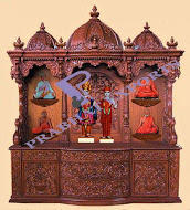 Customised Marble Temple