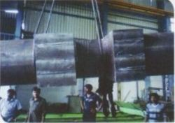 Heavy Duty Crank Shaft for Steel Industries