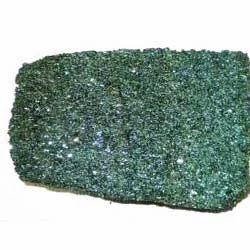 Green Silicon Carbides