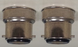 Aluminum Bulb Cap
