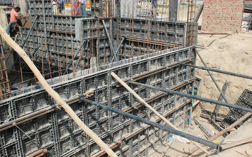 Construction Products Building Shuttering Manufacturer