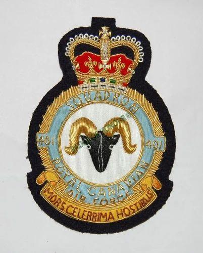 RAF Blazer Badge