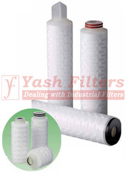 PP Pleated Membrane Filter Cartridge