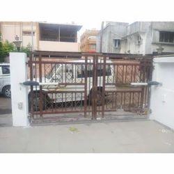 Entrance Swing Gate