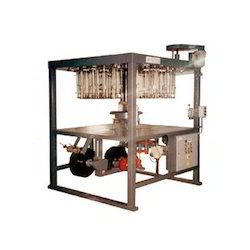 3-Track Packing Braiding Machine