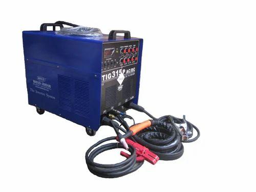 AC DC Tig for Aluminium Welding Machine