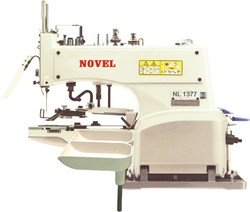 High Speed Button Stitch Machine: Model NL-1377