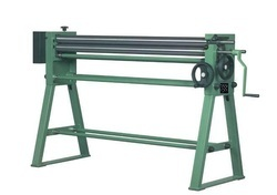 Hand Operated Plate Rolling Machine