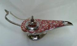 Vaah Hand Engraving Brass Showpiece