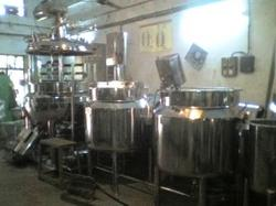 Liquid Manufacturing Section
