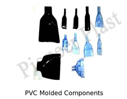 pvc molded components