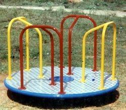 Playground Revolving