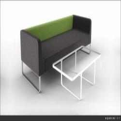 Office Reception Sofa - Manufacturer from Navi Mumbai