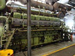 MAN 18V28/32H Diesel Generating Set