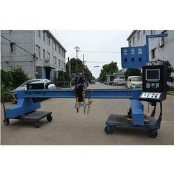 Cantilever Type CNC Cutting Machine