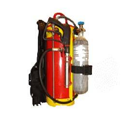 Handheld Water Mist Fire Fighting System