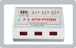 Three Phase Digital Home Protector