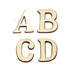 Rear Fix Alphabet