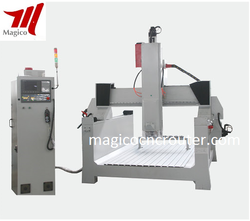EPS Foam Mould CNC Cutting and Engraving Machine