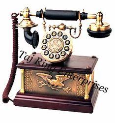 Decor Stylish Antique Telephone