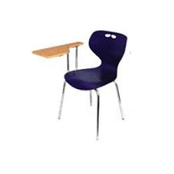 Class Room Writing Pad Chair