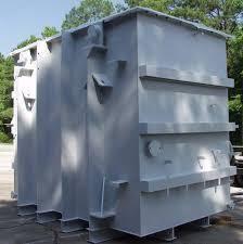 Transformer Tank Fabrication