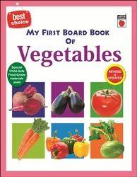 Vegetables Book