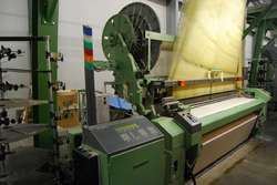 Used Jacquard Rapier Machines