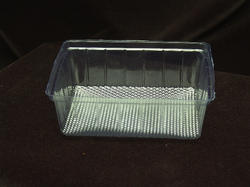 200Gms Biscuit PVC Tray