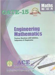 GATE-15 Engineering Mathematics - Books
