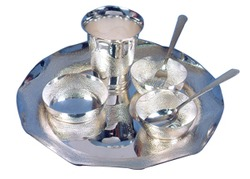 Silver Dinner Sets
