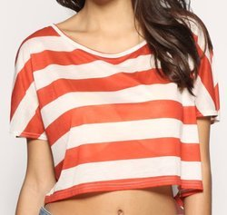 Crop N Stripe