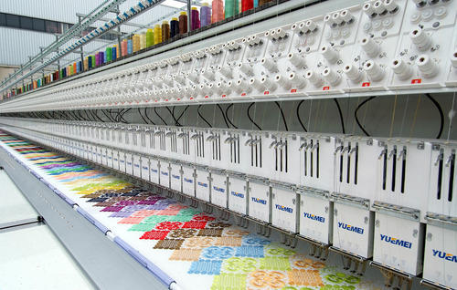 Embroidery Machines - Bullet Embroidery Machines Wholesale Trader From Surat