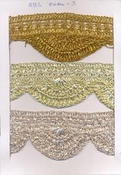Golden Border Gota Patti