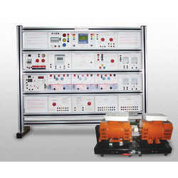 Electrical Machine Trainer Equipment