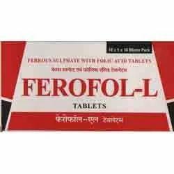 Ferofol-L Tablets