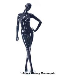 Glossy Finish Female Mannequins