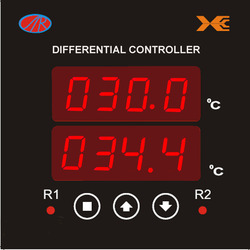 Differential Controller for Solar Water Heating System