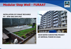 Modular Step Well - FURAAT
