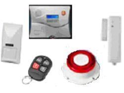 Wireless Intrusion  Alarm Systems