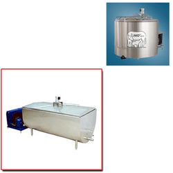 Bulk Milk Coolers for Food Industry