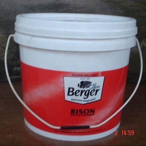 Plastic Bucket For Distemper