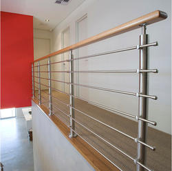 Stainless Steel Modular Railing