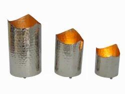 Gold Candle Votives