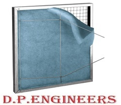 Pad Holding Frame Filters