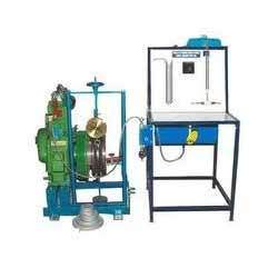 Two Stroke Single Cylinder Petrol Engine Test Rig