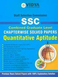 SSC CGL Chapterwise Quantitative Aptitude